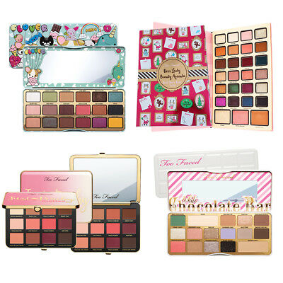 Peachy Mattes Boss Lady Clover White Chocolate Bar Eye Shadow Palette Collection