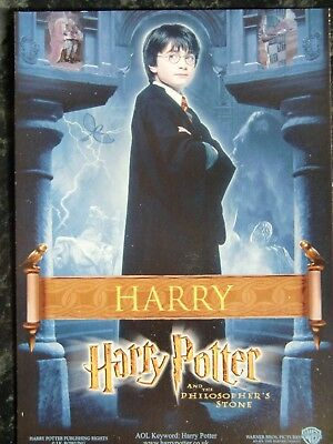 Harry Potter and the Philosopher's Stone Promo Card Set