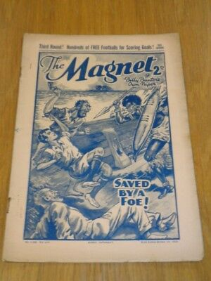 Magnet #1598 October 1St 1938 British Weekly Comic Billy Bunter Original^