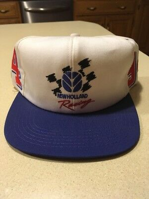 New Holland Racing Hat NOS