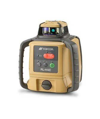 Topcon RL-H4C Rotary Laser Horizontal Level Dry Battery Lasers Levels Autolevels