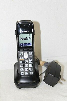 panasonic kx tga641t expansion extra replacement handset phone w rh picclick com Batteries for Panasonic KX Tga641 panasonic cordless phone manual kx-tga641