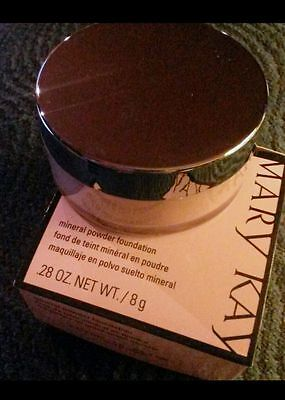 Mary Kay Loose Mineral Powder Foundation - BEIGE  1  -TRUSTED SELLER!!!