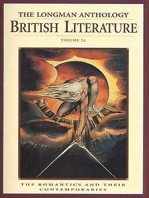 The longman anthology of british literature vol 2a the romantics the longman anthology of british literature vol 2a the romantics and their fandeluxe Choice Image
