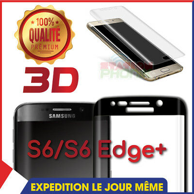 VITRE PROTECTION ECRAN FILM VERRE TREMPÉ SAMSUNG GALAXY S6 Edge S6 Edge PLUS