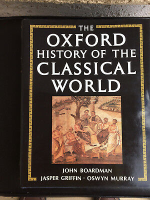 The Oxford History of the Classical World (1993, Hardcover, Reprint)