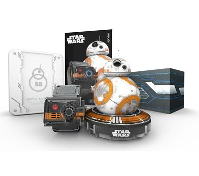 Sale* Sphero - Star Wars - Special Edition Battle-Worn BB-8 with Force Band