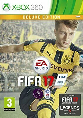FIFA 17 - Deluxe Edition (Xbox 360) - Game  0CVG The Cheap Fast Free Post