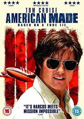 American Made (DVD + Digital download) [2017] - DVD  6VVG The Cheap Fast Free