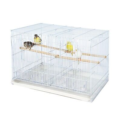 Kookaburra Chestnut Breeding Holding cage for Finch Canary Budgie Cockatiel Etc