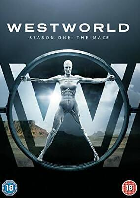 Westworld - Season 1 [includes Ultraviolet Digital Download]  [DV... - DVD  RGVG
