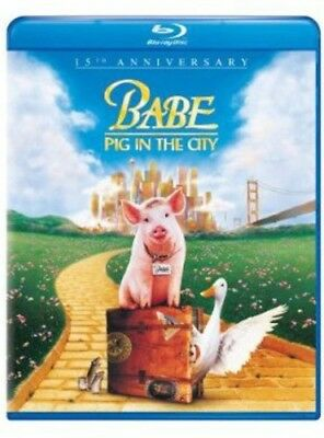 Babe: Pig In The City / New Bluray