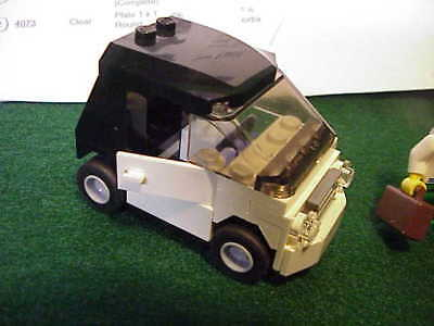 Lego City 3177 Small Car 100 Complete W Inventory But No Box Or
