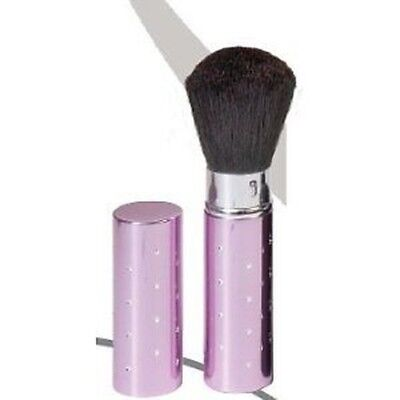 Royal Powder Retractable Brush Lilac Diamonte