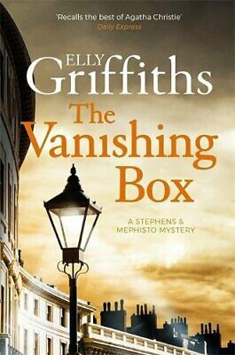 The Vanishing Box: Stephens and Mephisto Mystery 4 by Griffiths, Elly Book The