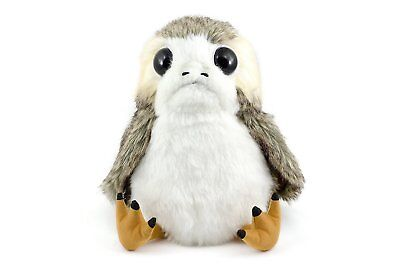 Star Wars The Last Jedi Life Sized Interactive Action Porg Plush New