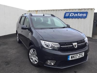 2017 Dacia Logan 1.5 dCi Laureate 5dr 5 door Estate