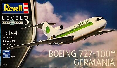Revell 1/144 BOEING 727-100 GERMANIA