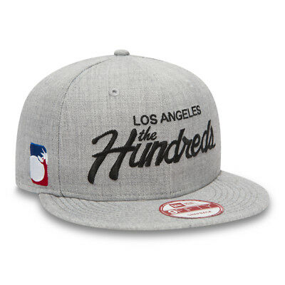 NWT CAP BY THE HUNDREDS Embroidered Los Angeles Gray SEASONED 9FIFTY ... de8eb6bf4efe