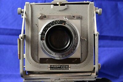 Graphic View Camera by Graflex