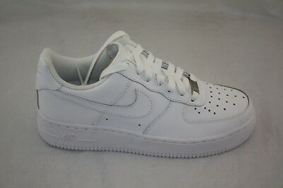 Youth Nike Air Force 1 (Gs) 314192-117 White/white