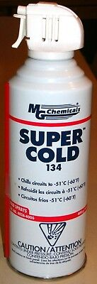 14 oz. Spray Can of SUPER COLD 134 Freeze Spray (MG Chemicals 403A-400G)