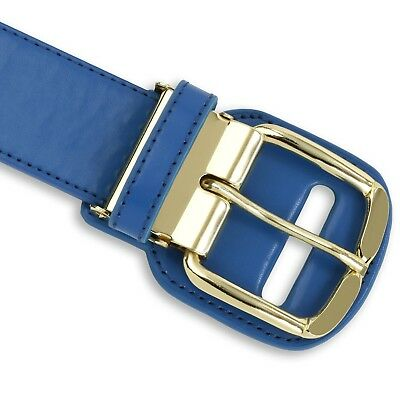 Gold Color Buckle Belt for Baseball and Softball Pants -Adult and Youth Sizes...