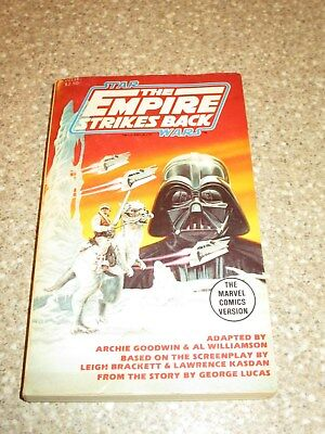 Star Wars The Empire Strikes Back - The Marvel Comic Version First Edition 1980