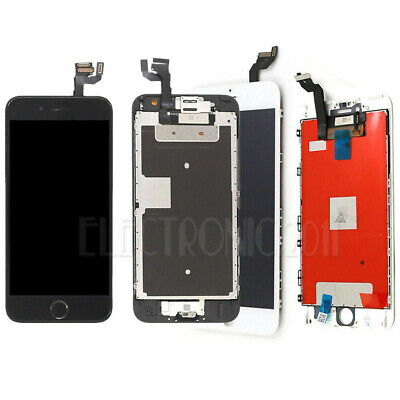 For iPhone 7 8 6s 6 Plus LCD Touch Screen Replacement Digitizer with Home Button