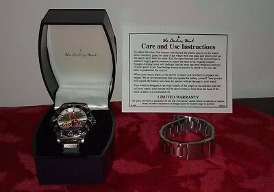 Danbury Mint 2007 St Louis Cardinals Watch New Battery