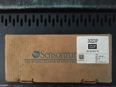 Sensormatic  new Factory sealed ZK 252 XP deactivation Assembly contact pad