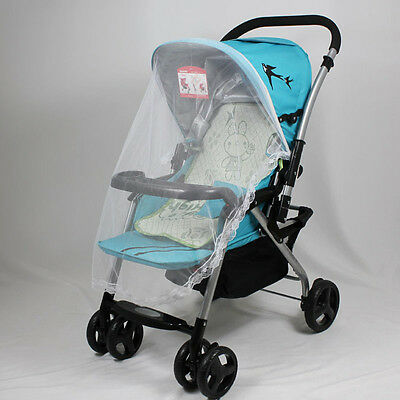 Baby Stroller Mosquito Mesh Infants Pushchair Pram Insect Net Buggy Covering