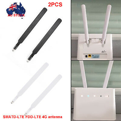 FOR Huawei 2X External 4G Antenna for Huawei B315, B593 Router- Increases Signal