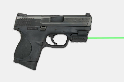 """NEW LaserMax Rail Mounted Laser Green Requires at least 1"""" of Rail Space SPSG"""