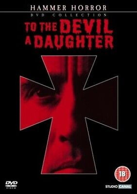 To The Devil A Daughter [DVD] - DVD  14VG The Cheap Fast Free Post
