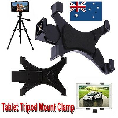 "Tripod Mount Adapter Bracket Holder Mini 7""-10.1"" Tablet For iPad 2/3/4 Air 2 AU"