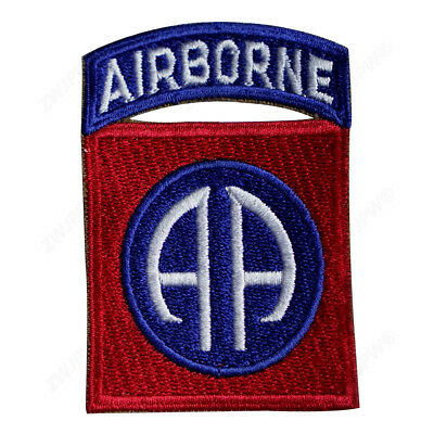 Ww2 Us Army 82Nd Airborne Division Paratrooper Shoulder Patch Badge High Quality
