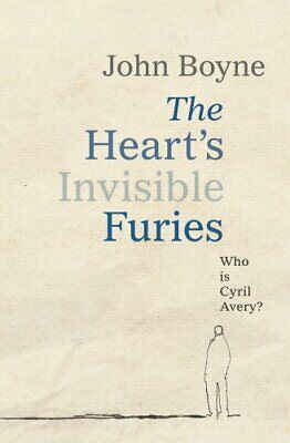 The Heart's Invisible Furies by Boyne, John Book The Cheap Fast Free Post