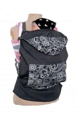 15ef0378841 TWIGA BABYWEARING COVER -Cotton Baby Carrier Cover for extra warm baby  carrying! - EUR 42