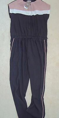 Brand New Girls Grey Sporty Style Jumpsuit Size 11 years from NExt