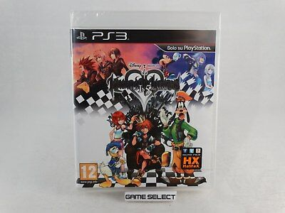 Kingdom Hearts Hd 1.5 Remix I.5 Disney Sony Ps3 Pal Ita Italiano Nuovo Sigillato