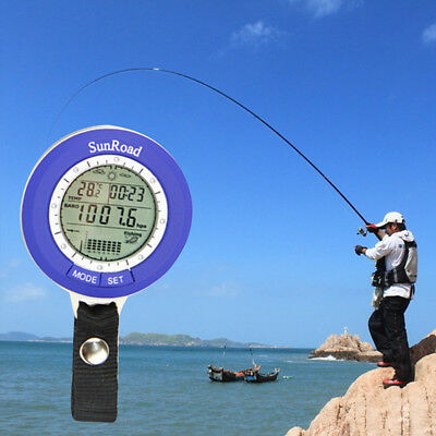 Durable function LCD Digital Outdoor Fishing Barometer Altimeter Thermometer