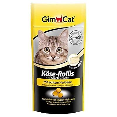 Gimcat | Fromage Rollis | 40G Zoo