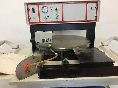 ADI Assembly Devices Inc MP80 Manual SMD SMT Placement Machine