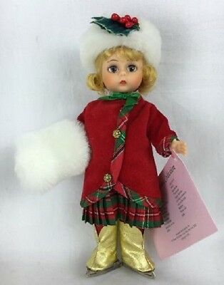 "RARE Madame Alexander Doll ORIGINAL BOX Vintage ""Holiday on Ice 319"""