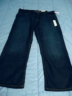 Mens OLD NAVY 42 x 32 Loose Ample Famous Jeans New NWT