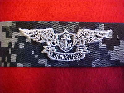 US Navy - Enlisted Air Warfare breast patch for Navy Digital ( NWU )