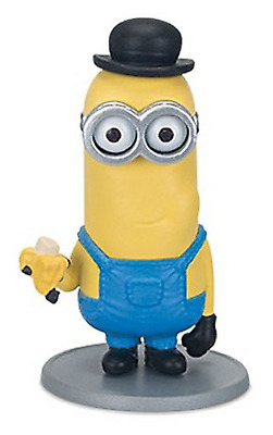 Despicable Me Minions Surprise figurine Kevin eating Banana New