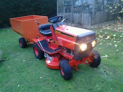 Westwood t1200 ,12..5 hp 36in cut , very smart clean  condition. C/w trailer.