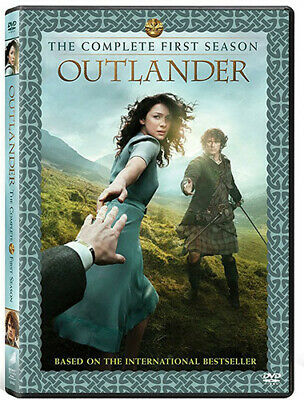 Outlander: Season One - 4 DISC SET (REGION 1 DVD New)